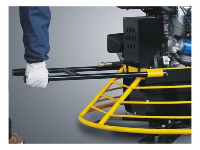 Masalta MRT73 машина заглаживающая двухроторная Masalta Обработка полов Обработка поверхности